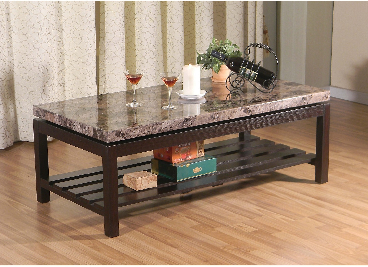 Verona faux marble coffee table marjen of chicago chicago verona faux marble coffee table geotapseo Image collections