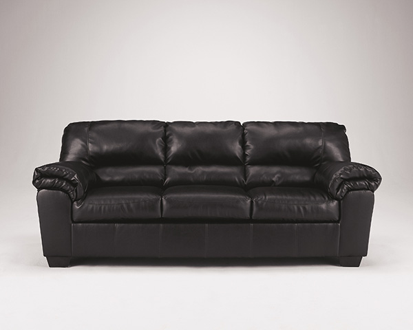Ashley Furniture Commando Black Sofa Price Reduced