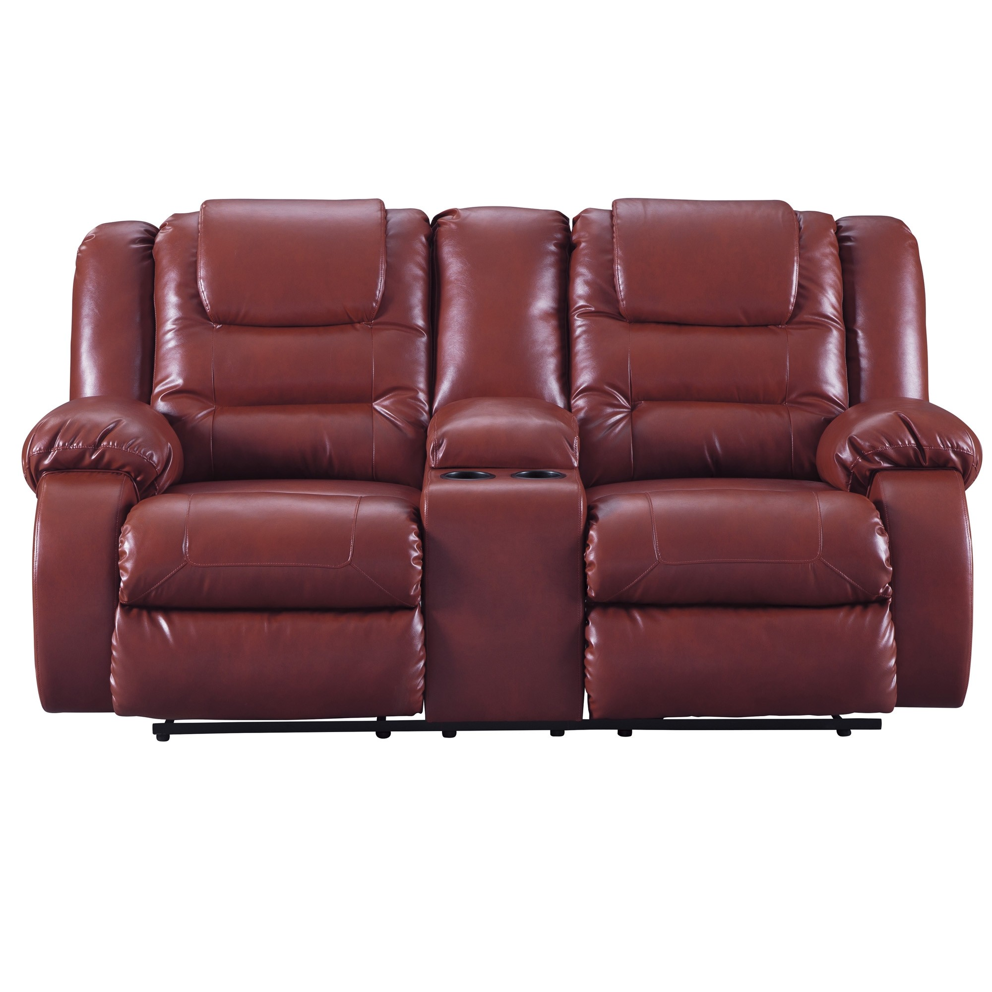 Furniture Websites With Free Shipping: Vacherie Salsa Reclining Sofa FREE SHIPPING!