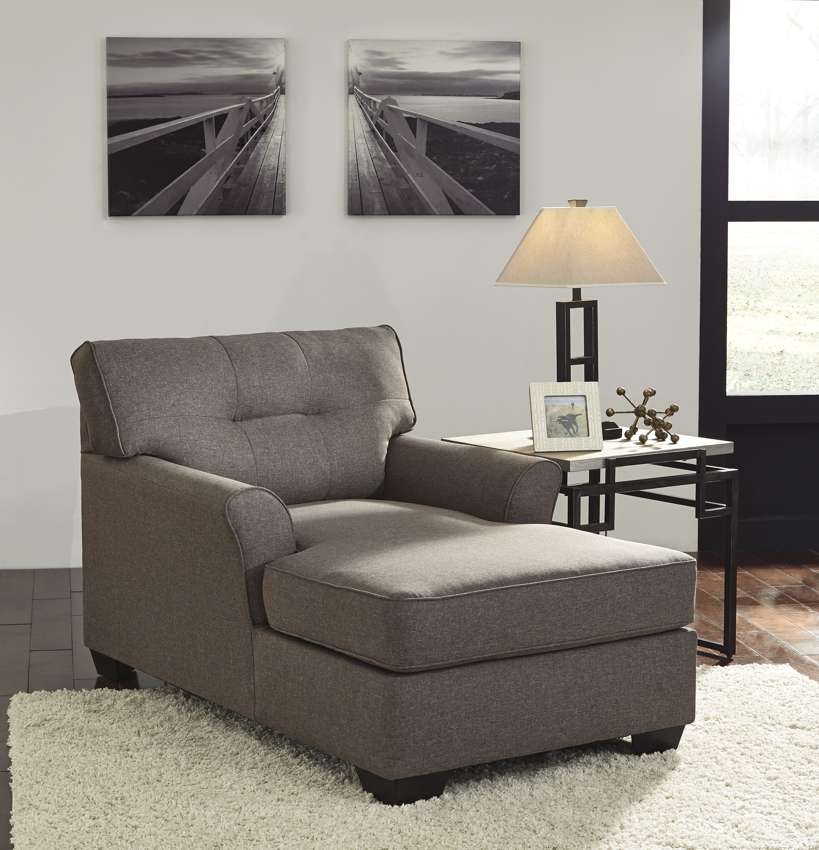Tibbee Slate Sofa Marjen Of Chicago Chicago Discount