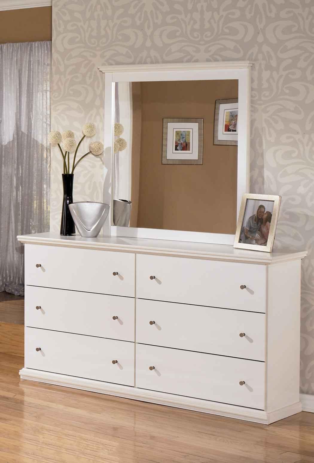 Bostwick Shoals Solid White Cottage Style Bedroom Set Marjen Of