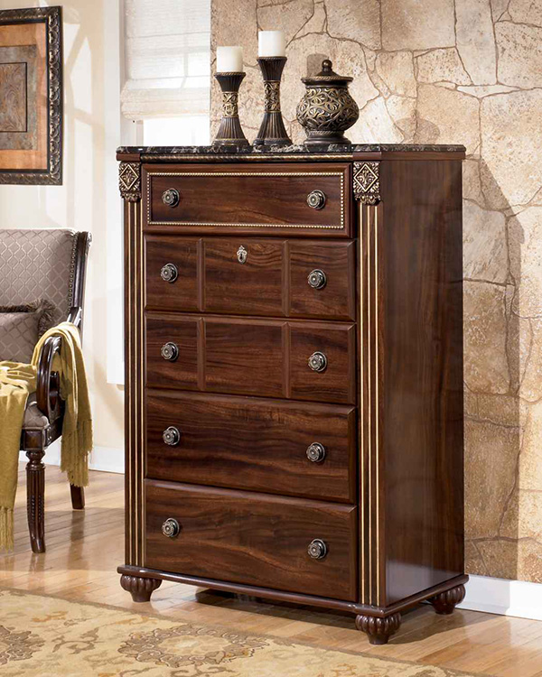 Gabriela Bedroom Set Marjen Of Chicago Chicago Discount Furniture