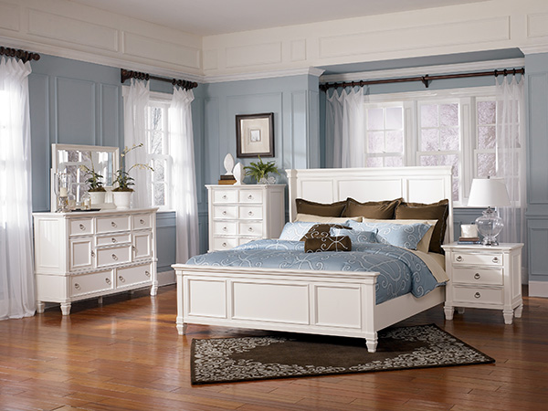 Prentice Cottage Style 3 Piece Master Bedroom Set Special Price Marjen Of Chicago Chicago