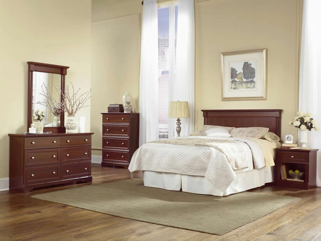 Palladia bedroom set dresser mirror and chest special - Closeout bedroom furniture online ...