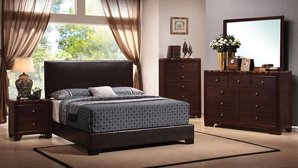 Conner Bedroom Set Marjen Of Chicago Chicago Discount Furniture