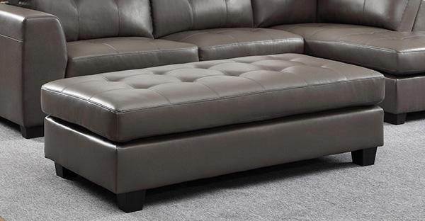 Homelegance Springer 2 Piece Living Room Set In Grey