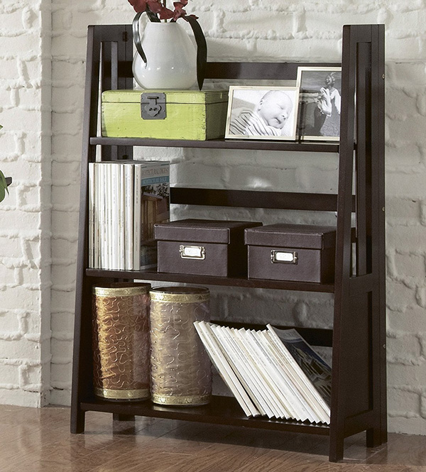 expertly built and designed this desk is perfect for working or studying at home elegant detail and quality bring character to this inspired - Folding Bookcase