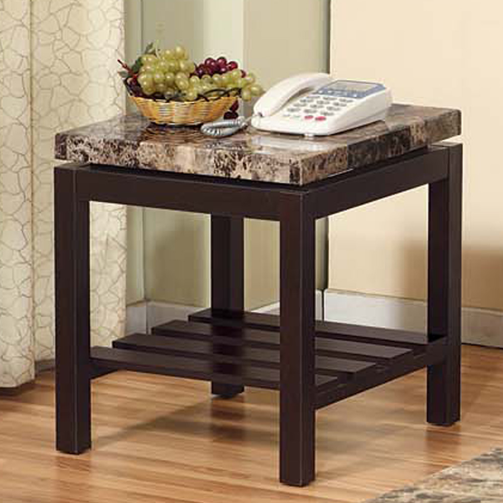 Verona Marble Coffee Table: Verona Faux Marble Coffee Table