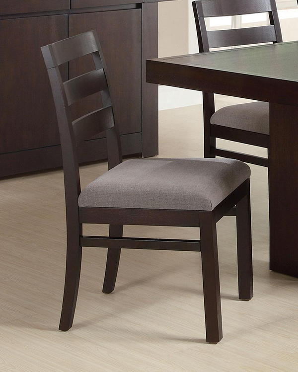 Cheap 7 Piece Dining Sets: Dabny 7 Piece Dining Set In Cappuccino Finish