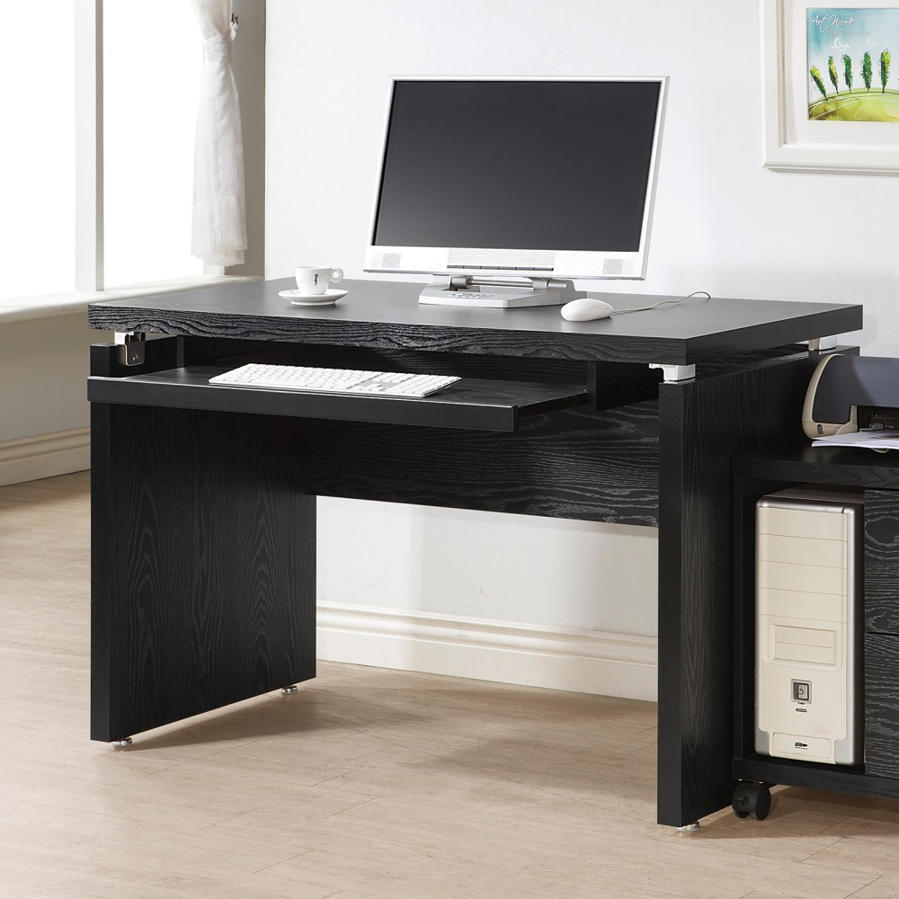 Clark Computer Desk With Keyboard Tray Marjen Of Chicago