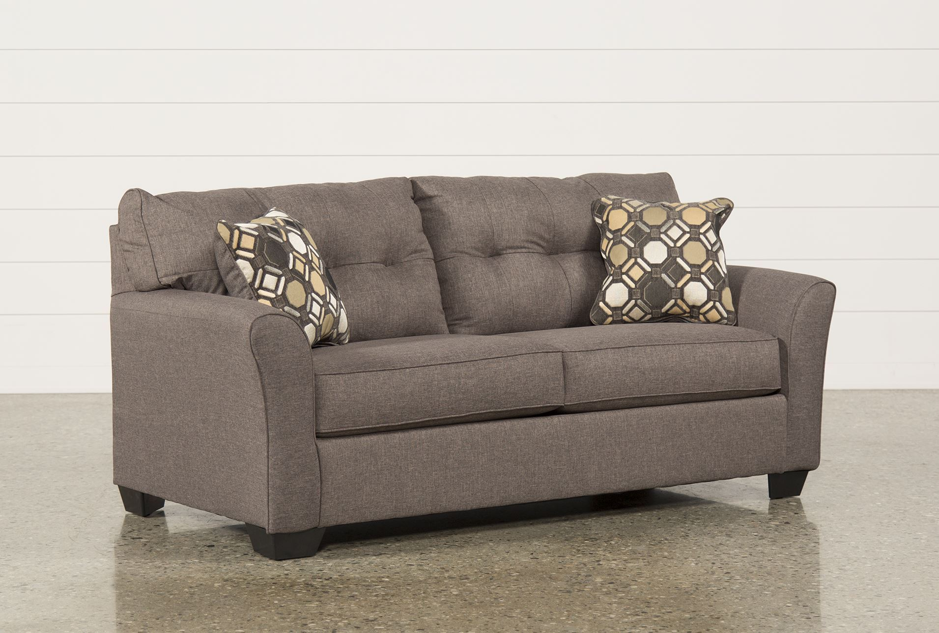 tibbee slate sofa marjen of chicago chicago discount furniture