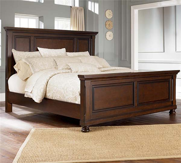Ashley B697 54 57 96 31 36 Porter Bedroom Collection